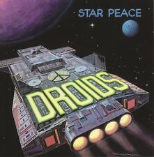 Droids • Star Peace / Do You Have The Force.  New  24 Bit Remastered Import CD