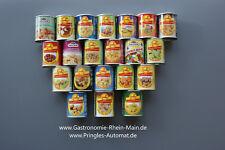 Snackkarton mit 48 verschiedenen Snacksorten als Geschenk oder für Party, Büro