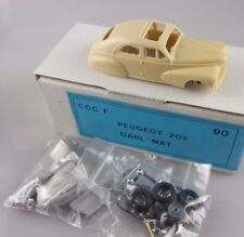 CCC 1/43e: kit Peugeot 203 Darl'Mat berline