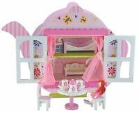 Girls Dolls Toys Bubbadoo Teapot Wooden Doll House Gift Item For Kids Toy Xmas