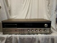 8 Track Player SEARS Stereo Receiver, Radio; MODEL 570.74080200 PARTS ONLY