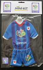Football Football Big Mini Maillot Jersey WM WC 2006-Nippon Japon au lieu de 10,99 €