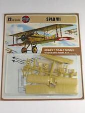 Airfix 1/72 KIT modello aereo SPAD VII WWI Fighter SIGILLATO tipo 4 BLISTER