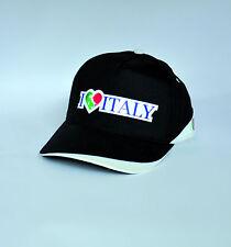 50 Cappellini I LOVE ITALY vari colori