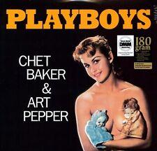 Chet Baker, Chet Baker & Art Pepper - Playboys [New Vinyl] 180 Gram
