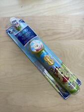Oral-B Stages Power Disney Winnie The Pooh Battery Powered Toothbrush 3yo+ Kids