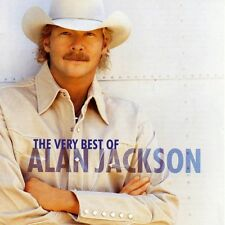 ALAN JACKSON (VERY BEST OF - GREATEST HITS CD SEALED + FREE POST)