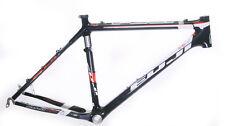"""21"""" Large Fuji SLM 2.0 26"""" C10 Carbon Fiber Hardtail MTB Bike Frame Disc SLV NEW"""