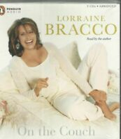 LORRAINE BRACCO ON THE COUCH CD AUDIO BOOK NEW SEALED 5 DISCS READ BY THE AUTHOR
