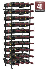 Wine Rack Free Standing Floor Stand- Upto 150 Bottle Large Capacity Wine Storage