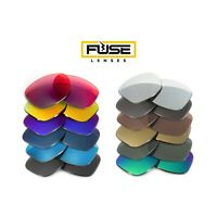 Fuse Lenses Polarized Replacement Lenses for Ray-Ban RB3016 Clubmaster (51mm)