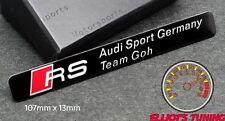 Audi Rs equipo la Emblema Insignia A3 (23) A4 S3 s4tt Sline Quattro Dtm A1 R8 A3 Rs4