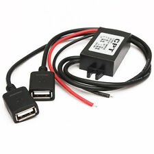 R Impermeabile DC Converter trasformatore di corrente 12V DC a 9V 2A Nuovo SODIAL