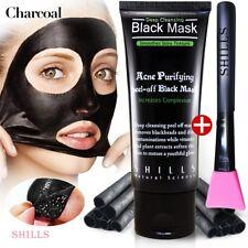 Mascarillas Faciales Mascarilla Negra Para Eliminar Puntos Negros Mascara negra