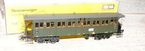 M21 Brawa 2334 Personenwagen 4 Klasse DRG Stuttgart 34 112 A/c Wechselstrom