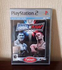 WWE SMACKDOWN VS RAW 2006 PLATINUM (Sony PLAYSTATION 2, 2006) - NUOVO e SIGILLATO