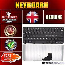Notebook Laptop Keyboard ACER ASPIRE ONE D255-2BQKK D255-2BQRR Matte Black US