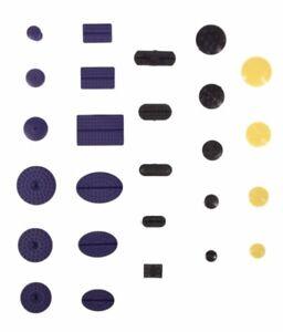 Paintless Dent Repair Glue Puller Tabs ATLAS OLYMPIAN & CRONOS + B & Y (26 Tabs)