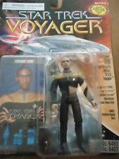 Star Trek Voyager Lt Tuvok With Accessories Playmates Toys - 1995