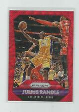 2015-16  Prizm  JULIUS RANDLE   Ruby Wave Prizm  344/350