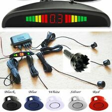 4 Sensors Buzzer 22mm Car Parking Sensor Kit Reverse Backup Radar Sound Alert