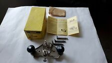 New ListingVtg Stanley No 71 Router Plane w/3 Cutters Mint With Original Box