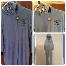 BNWT Disney Blue 'GENIE' (Aladdin) 'XL' Women Primark Onesie Sleepsuit PJs