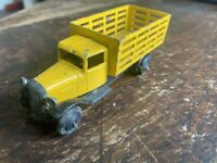 Early Post War 25f Meccano Dinky Toys Die Cast Market Gardeners Wagon Lorry Toy
