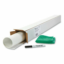 Anywhere Repositionable Dry Erase Surface 48 X 72 White Surface R85564