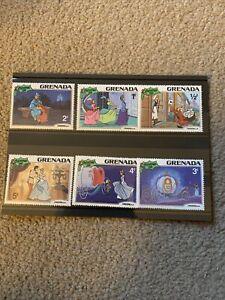 Grenada Stamps Christmas 1981 Cinderella MNH