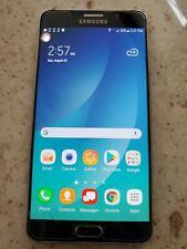 Samsung Galaxy Note5 - 32GB- BLACK VERIZON GOOD CONDITION
