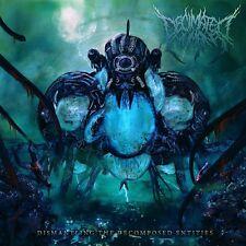 DECIMATED HUMANS (US) – Dismantling The Decomposed...  (Brutal Death) CD 2016