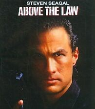 Above The Law With Steven Seagal Blu-ray Region 1 883929051083