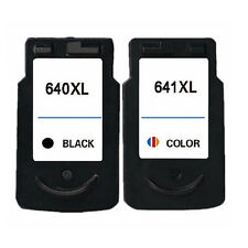 2x Compatible Ink Cartridge PG640 CL 641XL for Canon Pixma MG2160 MG3160 MG3660