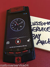 Genuine Vertu Android Ferrari Limited Edition Phone, Super RARE!! Collectors!