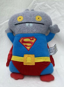 UglyDoll DC Comics babo Superman plush