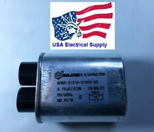 New Microwave Oven H.V. High Voltage Capacitor Model: CH85-21070 2100VAC 0,70uF
