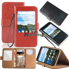Flip View Window Cover Stand Wallet Leather Case For Various BlackBerry Phones