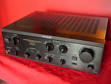 Amplificatore Integrato Sony TA-F500ES Vintage Integrated Stereo Amplifier