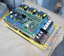 Fanuc Servo Amplifier Robot System A06B-6058-H327 P85M00022 B Control