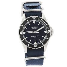 Filson by Shinola Dutch Harbor 300M Diver Men's Watch Made in USA F0120001752