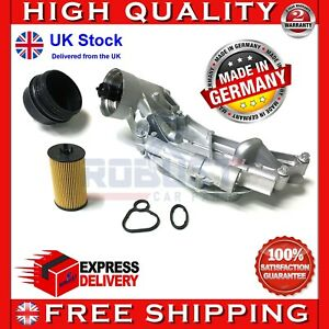 OIL FILTER COOLER & HOUSING FOR VAUXHALL ASTRA ZAFIRA INSIGNIA 1.6 1.8 25199751
