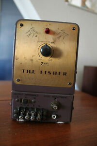 Vintage * Audio * The Fisher * 80 AZ * Tube amp * Röhrenverstärker *