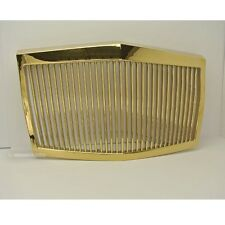 For 05-10 300 / 300C Gold Rolls Royce Vertical Phantom Style Grill Grille
