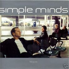 CD - SIMPLE MINDS - Néapolis