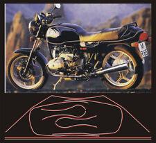 Adesivo BMW R 65 monolever 1985 nero - adesivi/adhesives/stickers/decal