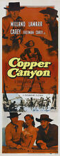 Copper Canyon Hedy Lamarr western movie poster print
