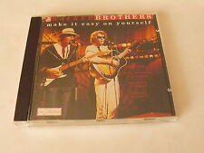 """THE WALKER BROTHERS """"MAKE IT EASY ON YOURSELF"""" CD THE COLLECTION 1992"""