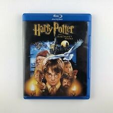 Harry Potter & The Sorcerer's Stone (Blu-ray, 2015) *US Import Region Free*