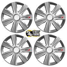 """Chrysler Sebring 14"""" Universal GTX Wheel Cover Hub Caps x4"""